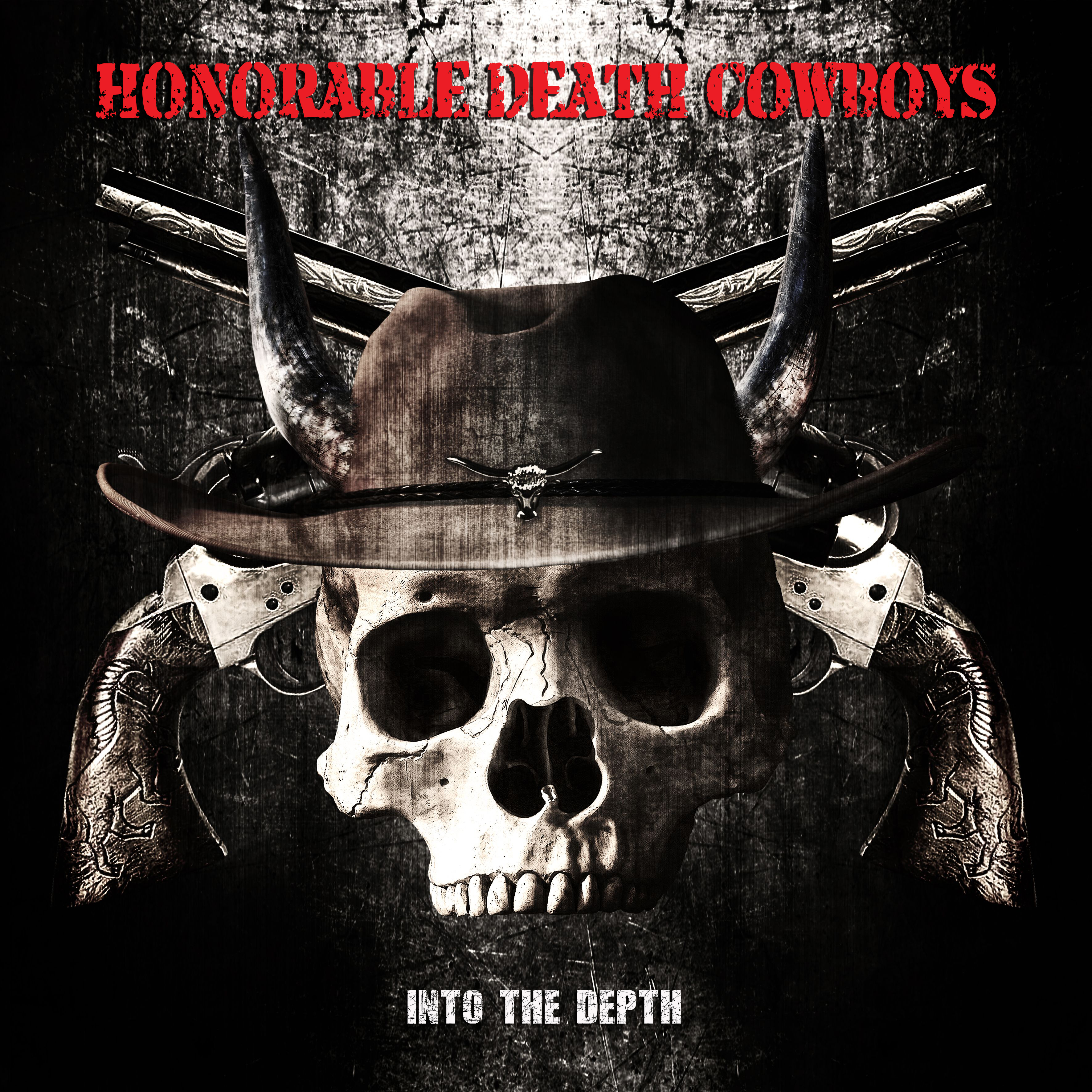 HONORABLE DEATH COWBOYS - Into the depth (single)